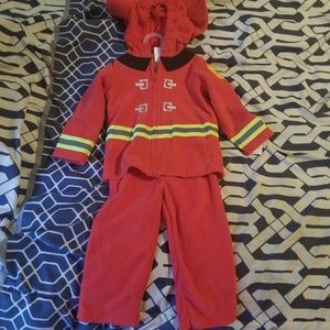 Carters fireman outfit 24m